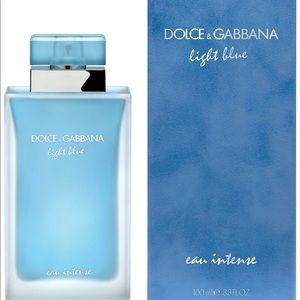 DOLCE &GABBANA LIGHT BLUE
